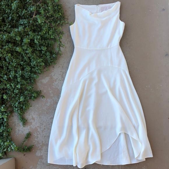 a751b74e7 Gal Meets Glam Dresses & Skirts - Gal Meets Glam Juliet Cowl Neck Crepe  Dress